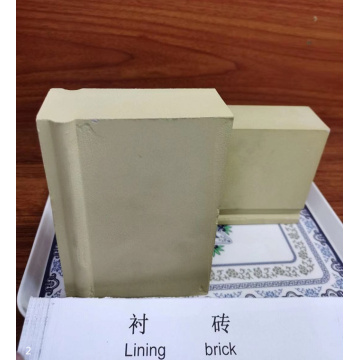 Wear Resistant High Quality Alumina Lining brick