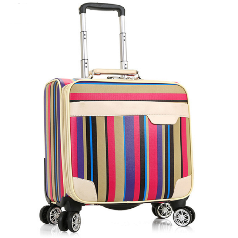 Woman Pu Luggage
