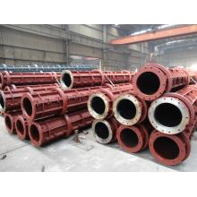 Spun pile mould factory