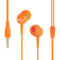Logo tersuai dalam stereo earphone earphone