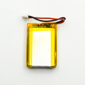 Li-polymer battery 103448 3.7v 1800mah li-ion battery