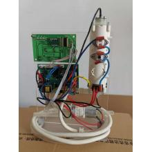 Hot water dispenser heater with PCB