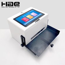 600dpi Resolution QR Code Desktop Static Inkjet Printer