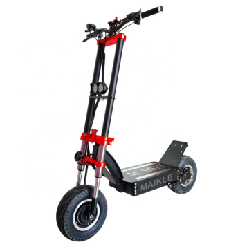 Dual Motor Offroad 13 inch Electric Scooter