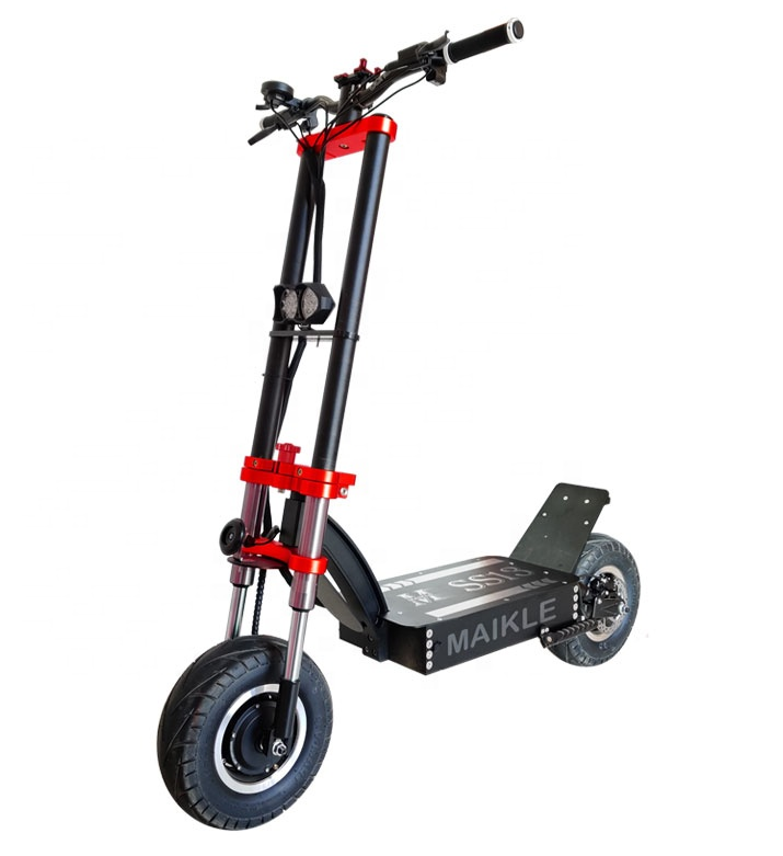 Dual Motor Electric Scooter