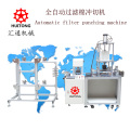Automatic filter punching machine