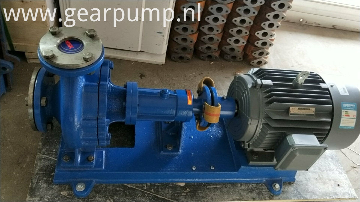 hot oil transfer pump