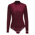 Women Bodysuit Long Sleeve Women Top