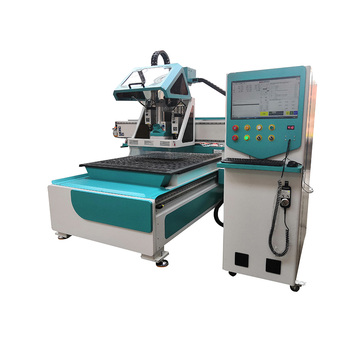 CABINET&FURNITURE MAKING CNC ROUTER MACHINE