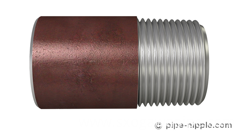 Single Screw SGP-VA Standard Nipple