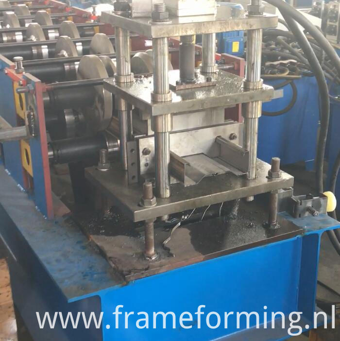 M purline roll forming machine 6