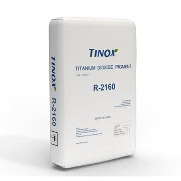 Super white Sulphate Tinox R2160 tio2 for coating