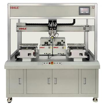 Automatic A B  Nut Tightening Machine