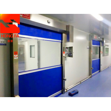 Internal Customizable High Speed PVC Door