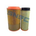 FAW J6 truck spare parts air filter K2845