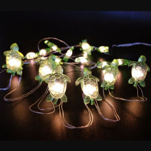 Led Fairy Light avec Tortue