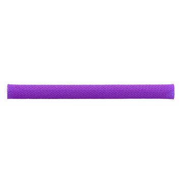 Purple Durable Abrasion Resistance Braided Sleeving