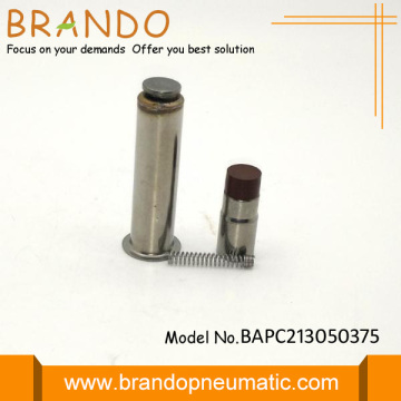 Silver Solenoid Valve Stem For Valve