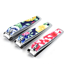 Han edition lovely creative nail scissors Nail clippers Portable stainless steel nail clippers