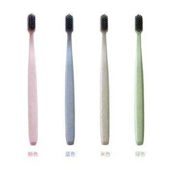 2019 Top Quality Wheat Straw Toothbrush