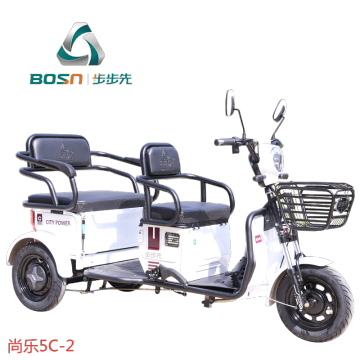 electric tricycle passenger 3 wheel