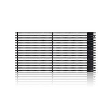 High-brightness Outdoor Advertising Grille screen
