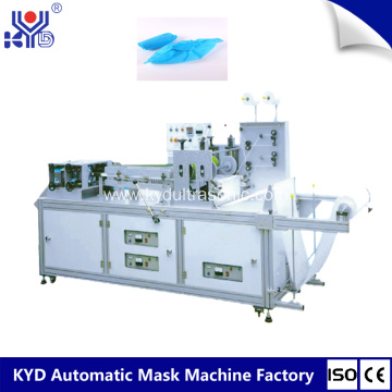 Nonwoven Shoe Cover Machine Ultrasonic Welding