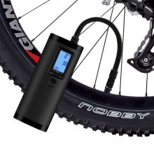 USB Rechargeable Mountain Bike Tire Pump Newo Pump