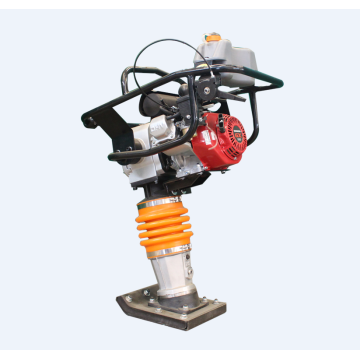 Tamper Rammer machine for Tamping sand or earth