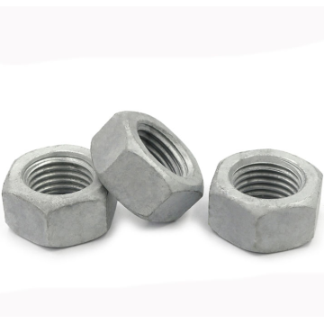 Hot Dip Galvanized Hexagon Nuts Hex Nut