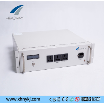 UPS 48V 100Ah Rechargeable Li ion Battery