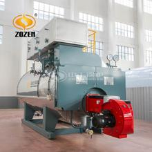 PLC Automatic Diesel Oil Gas Industrial Steam Boiler