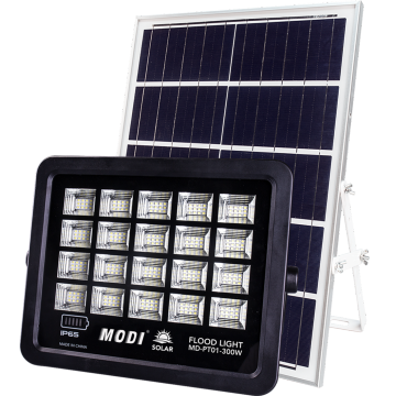 motion activated security light solar