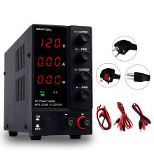 NPS1203W laboratory switching power supply adjustable 120V 3A variable Voltage regulator stabilizer bench source dc power supply