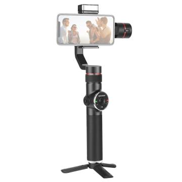 Neewer 3-Axis Smartphone Gimbal Handheld Stabilizer, APP Support,Zoom Control/Auto Tracking for YouTube/Vlog Video/Live Steaming