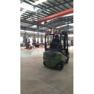 2.0 tons battery forklift truck
