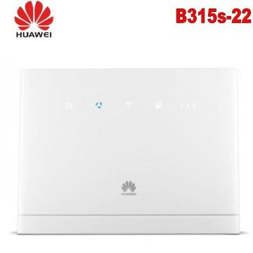 Lot of 10pcs Unlocked Huawei B315 Huawei 4G CEP Modem Portable Wireless WIFI Router Huawei B315s-22 Lte Wifi Router