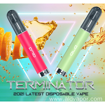 New generation Disposable Vape Pen with Stylish Colors