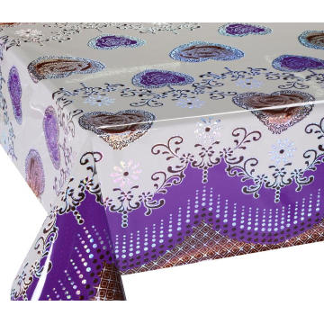 3D Laser Coating Tablecloth Liner