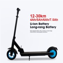 Electric Scooter Folding Adjustable Pole
