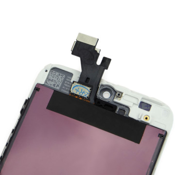 I-iPhone 5 I-LCD Screen Display Yokubuyiselwa Kwomhlangano We-Digitizer
