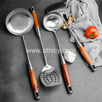 Household Kitchen Stainless Steel Cookware Set