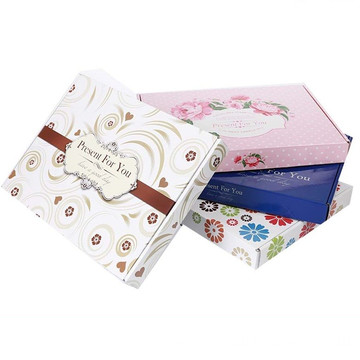 Hard Cardboard Corrugated Carton Box Shoe Packaging Box