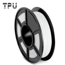 3D Printing Filament TPU Flexible Filament TPU filament Plastic For 3D Printer 1.75mm 0.5kg Printing Materials