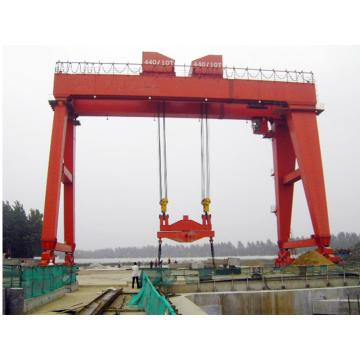 60ton cheap excellent double girder gantry crane price