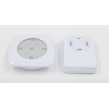 Battery Wireless Led Touch Remote Control Light