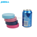 Portable Round Custom Can Cooler Holder Drink Cooler