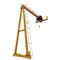 engineering gantry crane design for sale