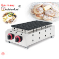 50 holes CE poffertjes grill machine