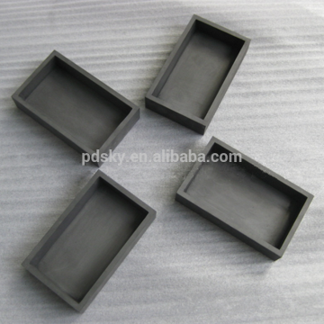 High Density Graphite Box For Sintering Lithium Battery Material Graphite Boat